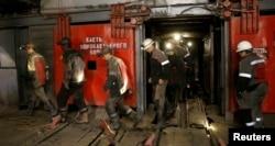 Miners in Krasnodon