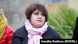Журналист Хадиджа Исмаилова
