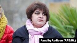 RFE/RL contributor Khadija İsmayilova