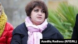 Ազատ լրագրող, «Ազատություն» ռադիոկայանի ադրբեջանական ծառայության հետաքննող լրագրող Խադիջա Իսմայիլովա, արխիվ