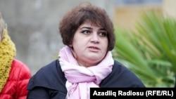 Одно из расследований Исмаиловой (на фото) было посвящено передаче золотоносных месторождений семье президента Азербайджана