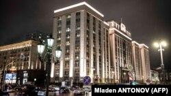 Ռուսաստանի Պետդումայի շենքը Մոսկվայում
