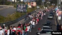 Blokada saobraćajnica u Bejrutu