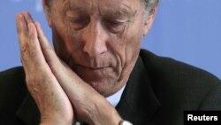 Olivier Blanchard, economistul șef al FMI