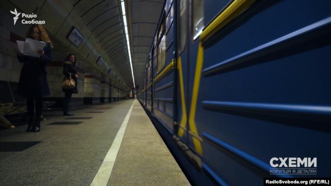 Київський метрополітен» має величезні борги через кабальну угоду
