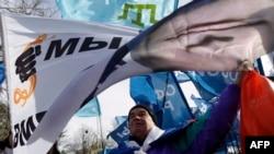 Крымдагы референдумдун бир жылдыгына арналган акция, 16-март, 2015