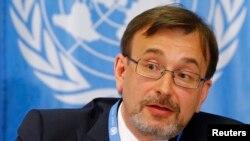 Посол України при ООН Юрій Клименко