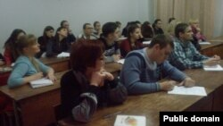 Заняття з української мови на безкоштовних курсах