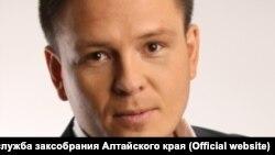 Алтайский депутат Андрей Волков