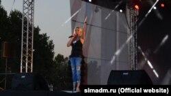 Ірина Салтикова у Сімферополі