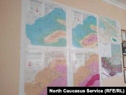 Карта сейсмического микрорайонирования
