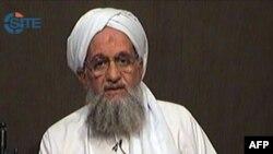 """Айман аз-Завахири, ставший преемником Усамы бин Ладена во главе """"Аль-Каиды"""""""