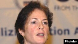 Armenia -- U.S. Ambassador Marie Yovanovitch, undated