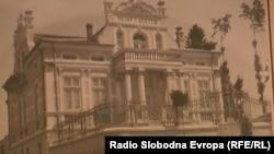 Куќата на Бектешовци во Прилеп некогаш.