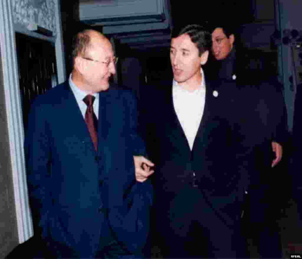 Тайны смерти Алтынбека Сарсенбаева #8