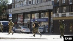 Украина --Донецкехь тIемаш бен оьрсий, 1Ман2014
