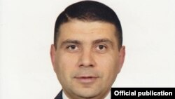 Armenia - Colonel Artur Vanoyan, a police officer killed during a July 17 armed attack on a police station in Yerevan.