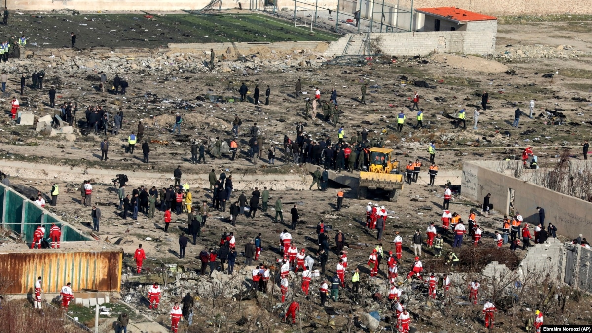 Иран не обязан передавать «черные ящики» – эксперт по авиационному праву