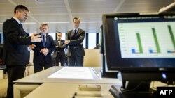 La sediul Europol