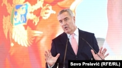 Pošto je predsjednik Milo Đukanović (na fotografiji) odbio da potpiše usvojene izmjene Zakona o državnom tužilaštvu, parlament treba ponovo da usvoji iste izmjene