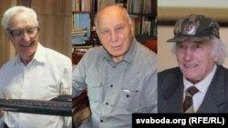 Зьлева направа: героі публікацыяў Свабоды Генадзь Сініцоў, Радзім Гарэцкі і Ян Грыб