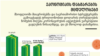 Georgia -- Economic stimulation in different countries