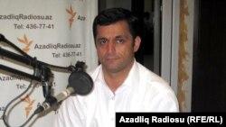 Намик Гасанов. Июль 2010