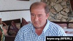 Ильми Умеров - член Меджлиса крымского-татарского народа