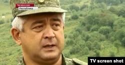 Major General Yevgeny Nikiforov