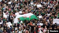 La protestele de la 5 martie 2019 de la Alger