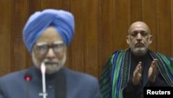 Премьер-министр Индии Манмохан Сингх