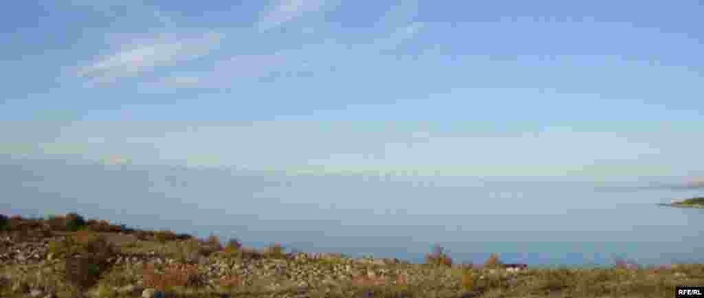 Осень в горах Иссык-Куля #18