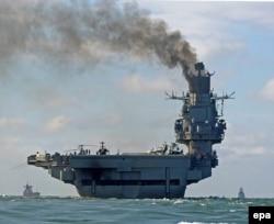 Авіаносний крейсер «Адмірал Кузнєцов»