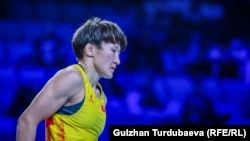 Айсулуу Тыныбекова.