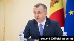 Premierul Ion Chicu, Chisinau