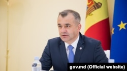 Prim-ministrul Ion Chicu
