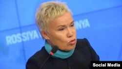 Рима Баталова. Источник: соцсети
