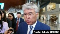 Қазақстан мәдениет және спорт министрі Арыстанбек Мұхамедиұлы