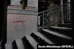 """Фотография Ксении Никольской из цикла """"Пыль"""""""
