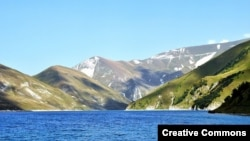 Природа Чечни, иллюстративное фото