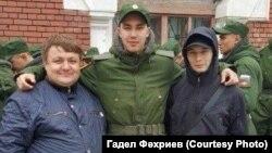 Сулдан: Гадел Фәхриев, Айбулат Мифтахов, Азат Мифтахов