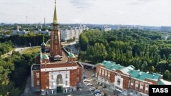 Pamje e Moskës (ARKIV)