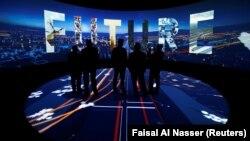 «Neom» layihəsinin 3D təqdimatı