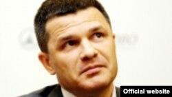Владелец российского аэропорта Домодедово Дмитрий Каменщик.