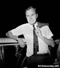 Джордж Буш-старший у 1964 році