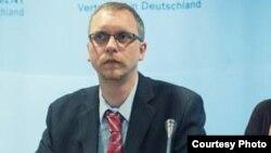 Антон Шеховцов, політолог австрійського Інституту гуманітарних досліджень (фото з Facebook)