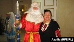 Рәмзия Гайнетдинова Кыш бабай белән