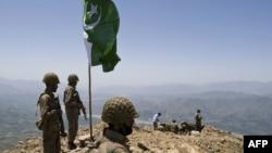 آرشیف، نظامیان پاکستان