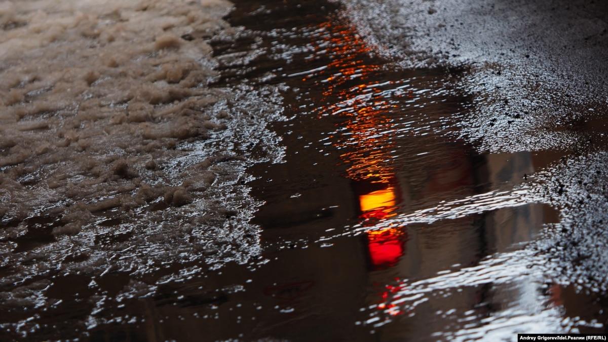 ГСЧС предупреждает о мокрый снег на большинстве территории Украины