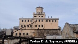 Бывший Севастопольский пивной завод, ныне – Севастопольский завод напитков